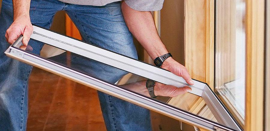 Как заменить стекло на балконе с резиновым уплотнителем - по.